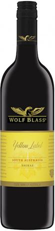 Wolf Blass Shiraz Cabernet Yellow Label